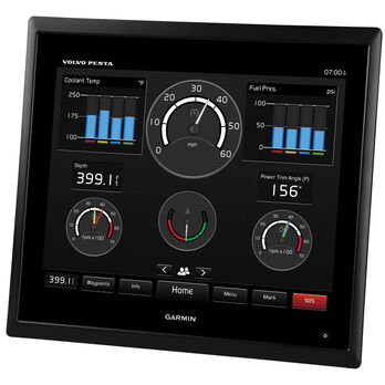 Garmin GMM 170 6 O'Clock View Angle Monitor