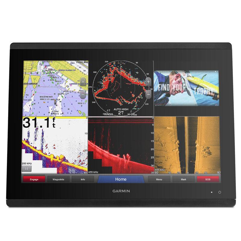 GPSMAP 8422 Multifunction Display Unit image number 1