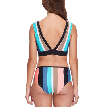 Body Glove Women's Stripe It Up Rumor Bikini Top
