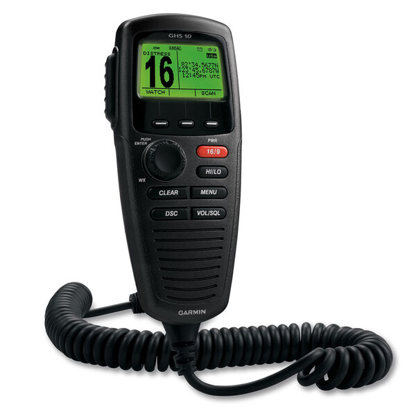 Garmin GHS 10 Full-Function Wired Microphone