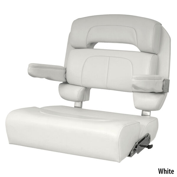 """Taco 36"""" Capri Helm Seat Without Seat Slide"""