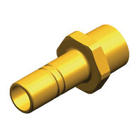 "Whale Stem NRV Male Adapter With 1/2"" NPT"