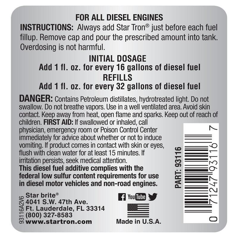 Star Brite Star Tron Diesel Additive, 16 oz. image number 2
