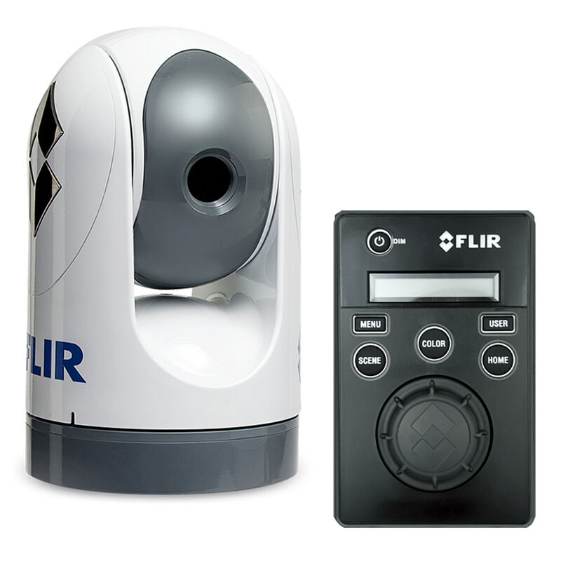 FLIR M324S Stabilized Single-Payload Thermal Camera With Joystick Control Unit image number 1