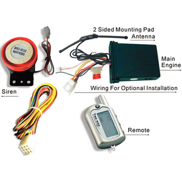 T-H Marine Two-Way Boat Alarm System