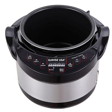 3 Quart Multi-Functional Electrical Pressure Cooker