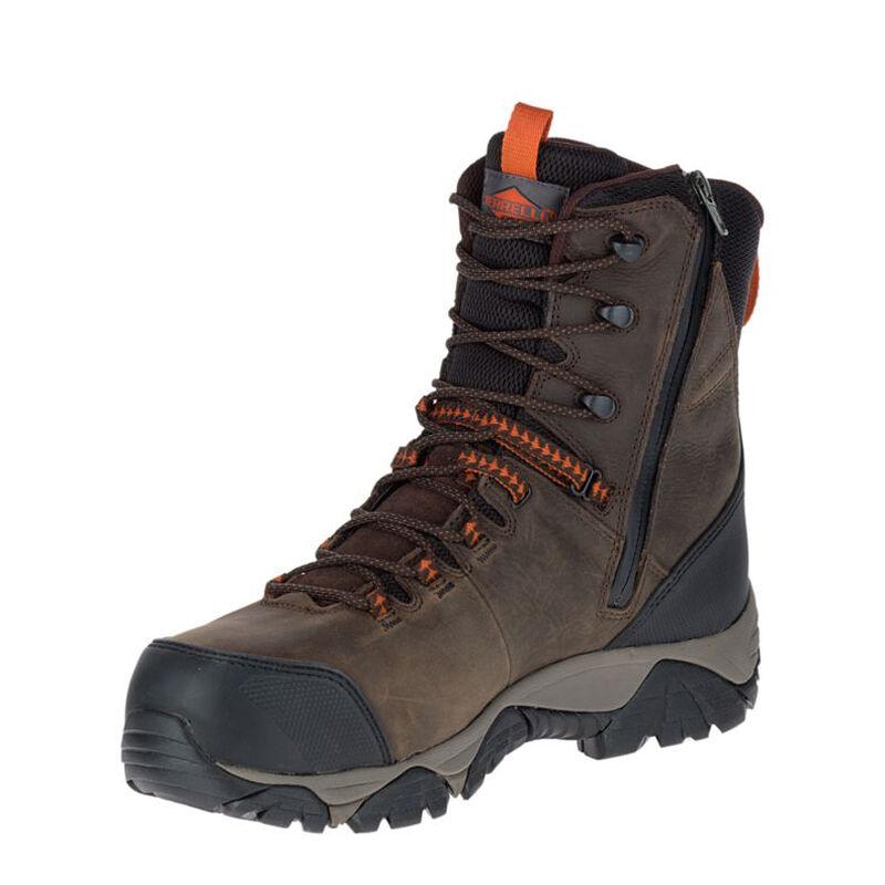 "Phaserbound 8"" Zip Waterproof Boot image number 4"