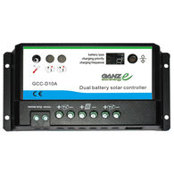 Ganz Eco-Energy 12/24V Dual Charge Controller
