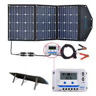 ACOPOWER 120W Portable Solar Suitcase