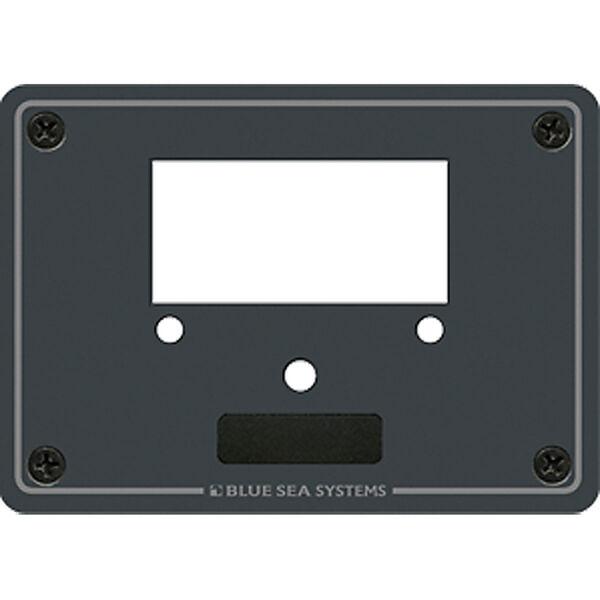 """Blue Sea Single 2-3/4"""" Meter Mounting Panel"""