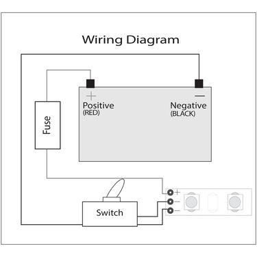 Megalert Led Panel Wiring Diagram