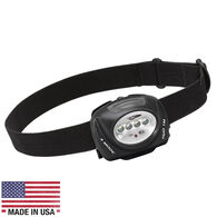 Princeton Tec Quad Industrial Headlamp, Black