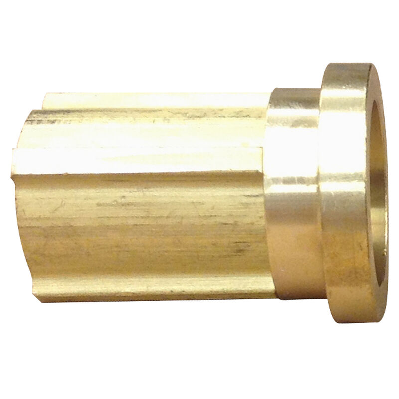 Michigan Wheel Aft Drive Adapter For Evinrude/Johnson/Suzuki V4 Outboards image number 1