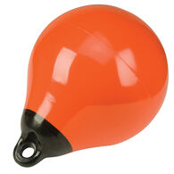 "Inflatable Vinyl Buoy / Fender, 10"" diameter"