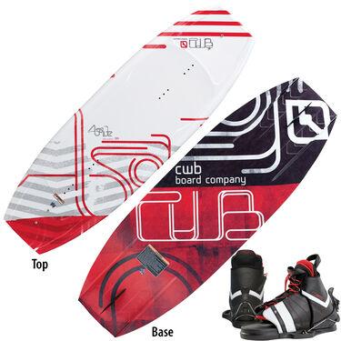 CWB Absolute Wakeboard With Edge Bindings