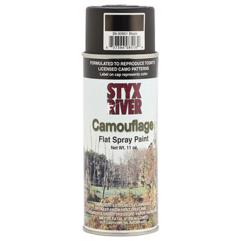 Styx River Camouflage Spray Paint, 11 oz.
