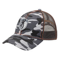 Browning Men's Stealth Camo Cap
