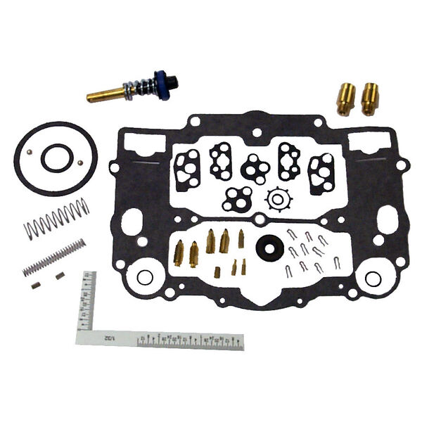 Sierra Carburetor Kit For Mercury Marine Engine, Sierra Part #18-7748