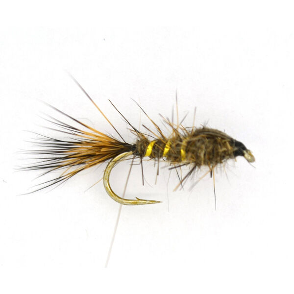 Superfly Gold Ribbed Hare's Ear Fly