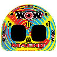 WOW Macho 2-Person Towable Tube