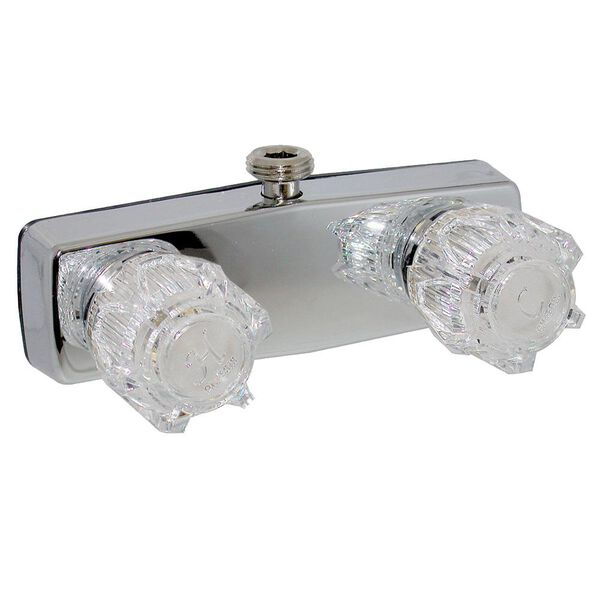 Chrome Finish Shower Valve w/ 'D-Spud'
