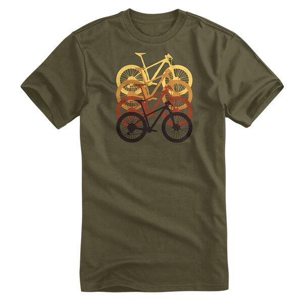 Points North Men's Biker Short-Sleeve Tee