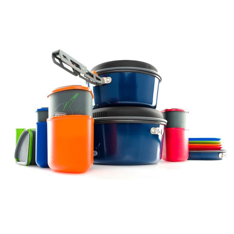 GSI Outdoors Bugaboo Camper Cookware Set image number 5