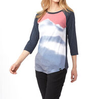Tentree Women's Fog Three-Quarter-Sleeve Tee