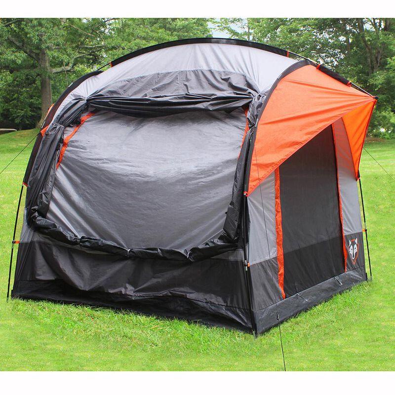 SUV Tent, Orange image number 3