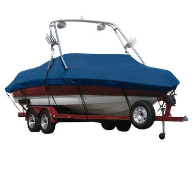 Exact Fit Covermate Sharkskin Boat Cover For TIGE 21V COVERS SWIM PLATFORM