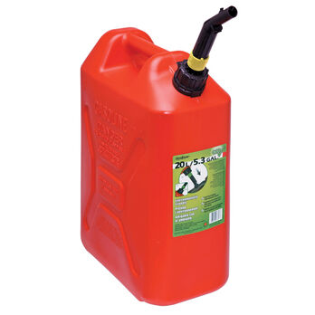 Scepter EPA/CARB Military-Style 5-Gallon Gas Can