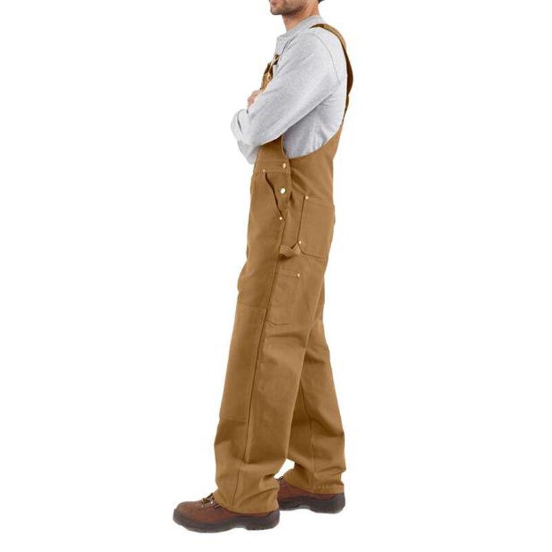 Carhartt Duck Bib Overalls image number 2