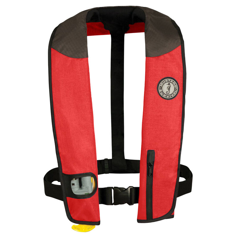 Mustang Deluxe Automatic Inflatable PFD image number 1