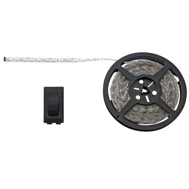 Bright White LED Light Strip Kit
