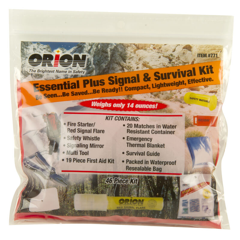 Orion Essential Plus Signal And Survival Kit image number 3