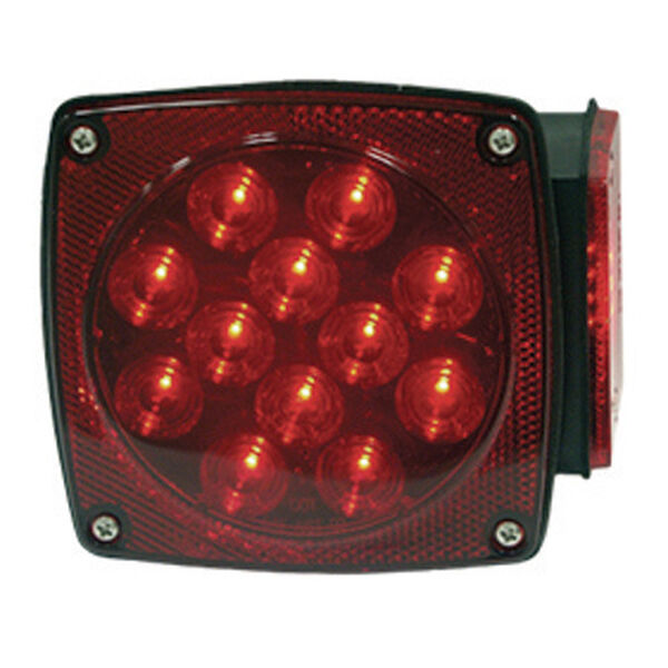 Waterproof LED Replacement Passenger Side Taillight