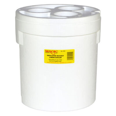 Magic 10-Quart Insulated Bucket Liner/Cooler