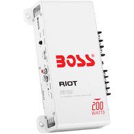 Boss MR1002 Riot 200-Watt Two-Channel Amplifier