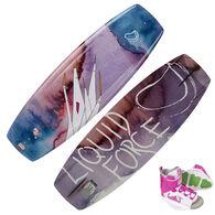Liquid Force Dream Wakeboard With Dream Bindings