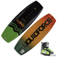 Liquid Force Fury Wakeboard With Rant Bindings