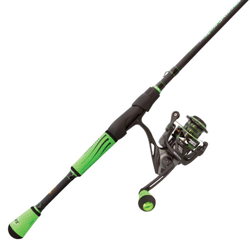 Lew's Mach II Spinning Combo image number 1