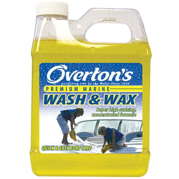 Boat Wash And Wax, 64 oz.