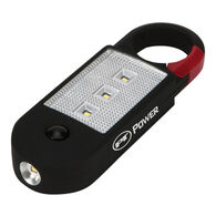Performance Tool 2-In-1 LED Carabiner Light