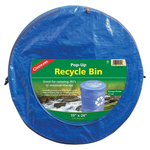 Coghlan's Pop-Up Recycle Bin