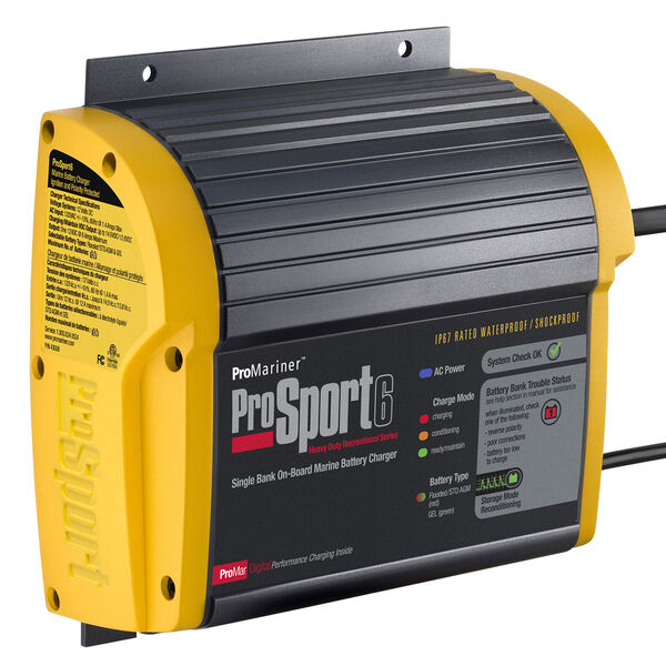ProMariner Next Generation ProSport PFC Battery Charger