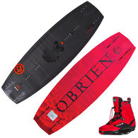 O'Brien Exclusive Wakeboard With Infuse Bindings