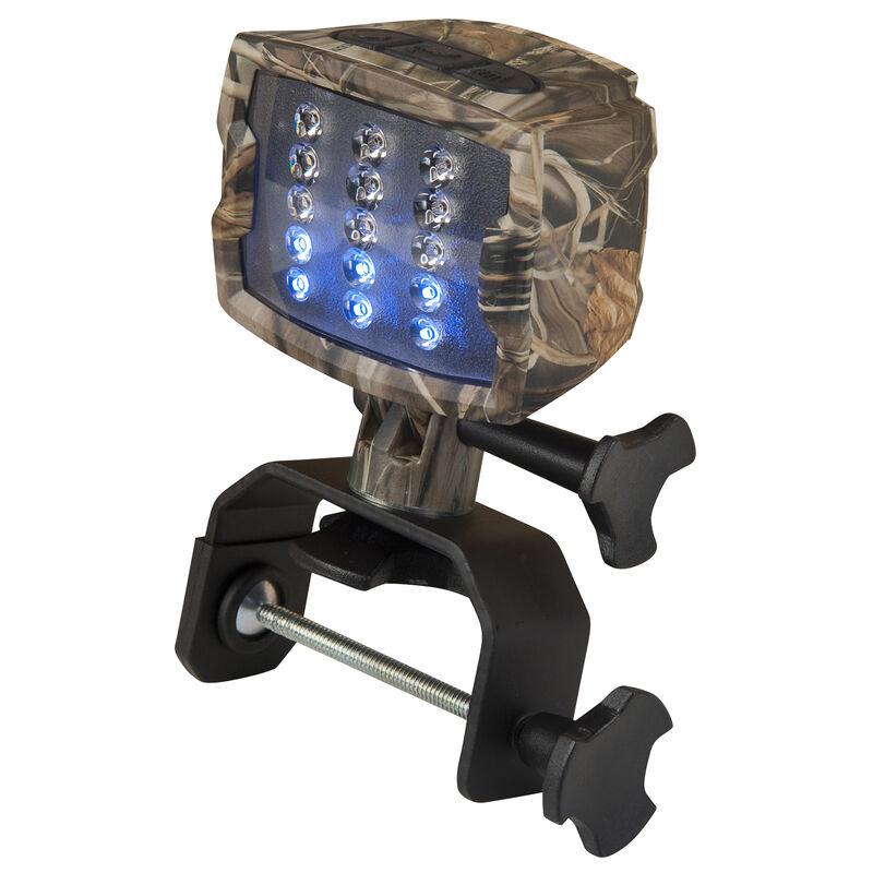 Attwood Multi-Purpose Portable LED Sport Light, Realtree Max-4 Camo image number 5