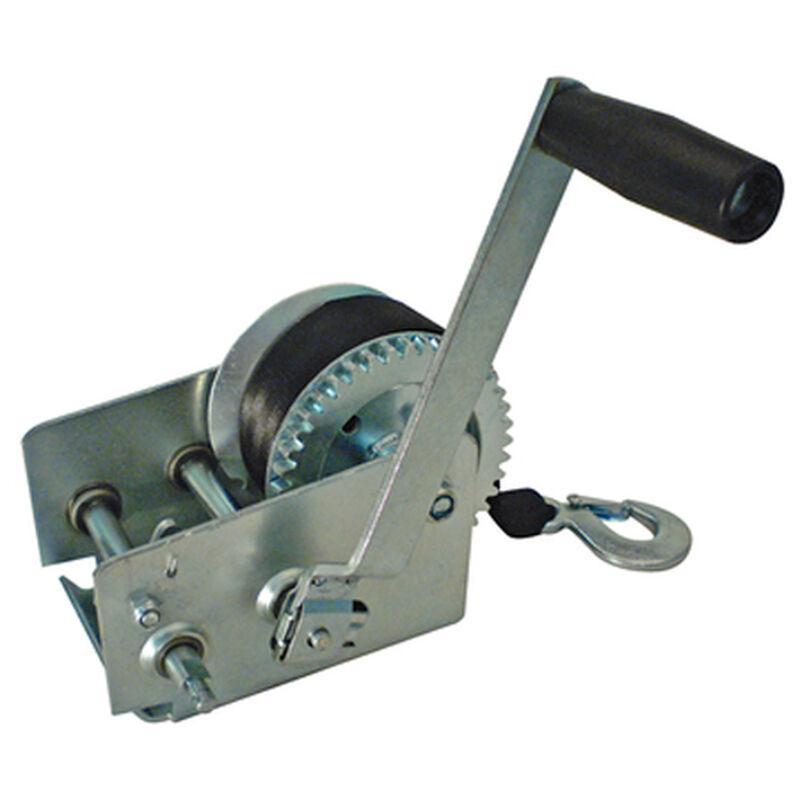 Seachoice Manual Trailer Winch, 2,000-lb. Capacity image number 1