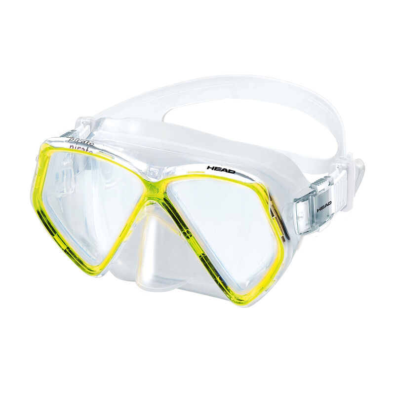 Head Pirate Youth Snorkeling Mask image number 2