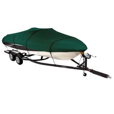 Imperial Pro Euro-Style V-Hull Cuddy Cabin I/O Boat Cover 20'5'' max. length